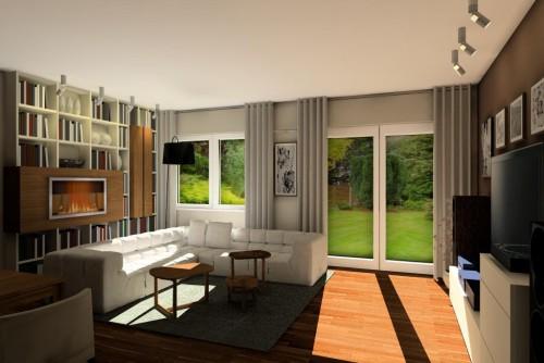 Apartament w Gdyni Dobre Biuro Projektowe