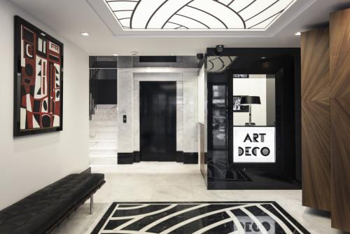 Willa Art Deco w Gdyni Hol Dobre Biuro Projektowe